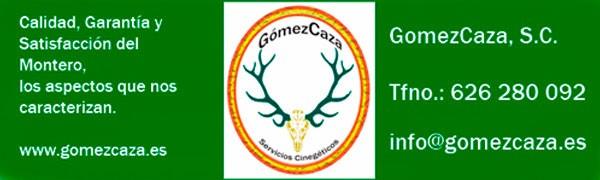 Gomez caza