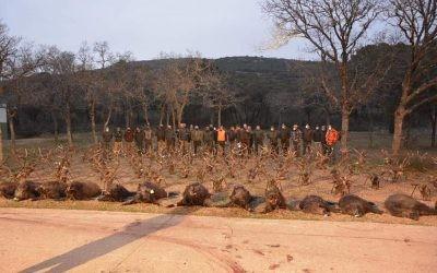 CRÓNICA QUINTOS DE MORA-SOLANA- Hunters Hispania