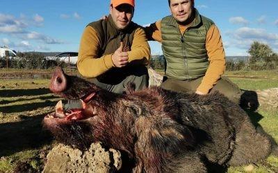 El Club Cinegético Amigos Monteros ya tiene calendario de caza.