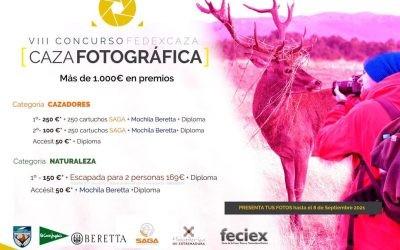FEDEXCAZA convoca la 8º edición del Concurso CAZAFOTOGRÁFICA