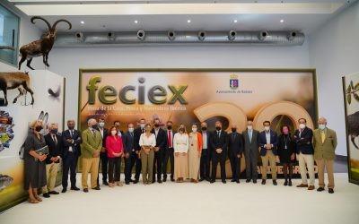 Inaugurada la XXX edición de FECIEX