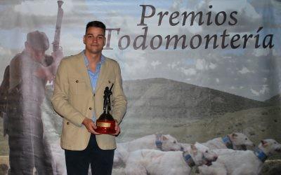 Fernando Bautista, Premio Juventud Montera en la Gala Todomontería 2021